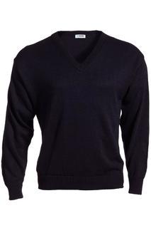 Edwards Unisex V Neck Sweater-