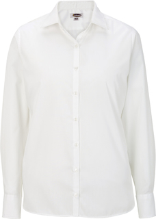 Edwards Ladies Lightweight Long Sleeve Poplin Blouse-