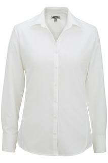 Edwards Ladies Batiste Long Sleeve Blouse-Edwards
