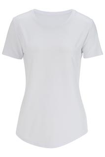 Edwards Ladies Drop-Neck Short Sleeve Knit Top-Edwards