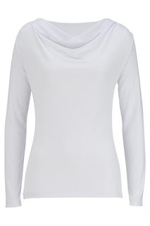Edwards Ladies Cowl Neck Long Sleeve Knit Top