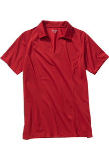 Edwards Ladies Micro Pique Short Sleeve Polo-
