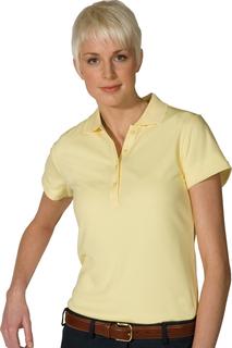 Edwards Ladies Hi-Performance Mesh Short Sleeve Polo