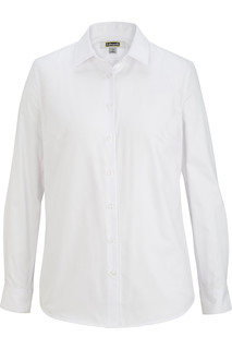Edwards Ladies Oxford Wrinkle-Free Shirt-