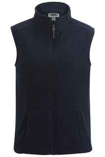Edwards Ladies Microfleece Vest-Edwards