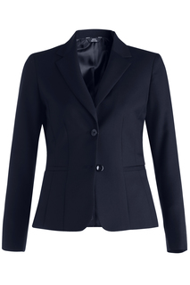Edwards Ladies Synergy Washable Suit Coat - Shorter Length-Edwards