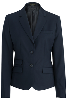 Edwards Ladies Redwood & Ross Waist Length Suit Coat-Edwards