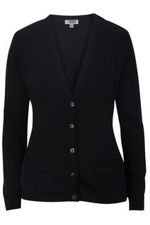 Edwards Ladies Cardigan With Pockets-