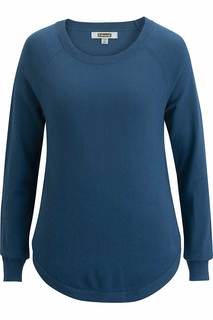 Edwards Ladies Scoop Neck Pullover Sweater-