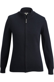 Edwards Ladies Full-Zip Cardigan-