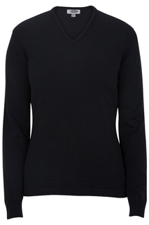 Edwards Ladies V-Neck Sweater-Tuff-Pil Plus-Edwards
