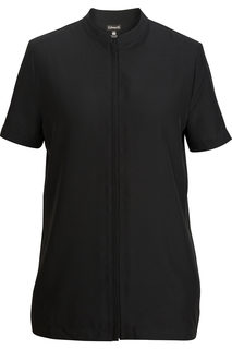 Edwards Ladies Drop Neck Spun Poly Tunic-Edwards