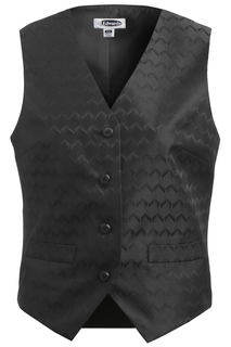 Edwards Ladies Swirl Brocade Vest-