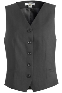 7526 Womens Washable Tunic Vest-Edwards