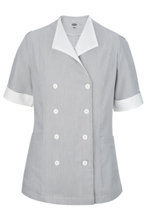 Edwards Ladies Junior Cord Double-Breasted Tunic-Edwards