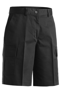 Edwards Ladies Utility Cargo Chino Short-Edwards