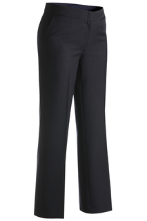 Edwards Ladies Synergy Washable Flat Front Pant-Edwards