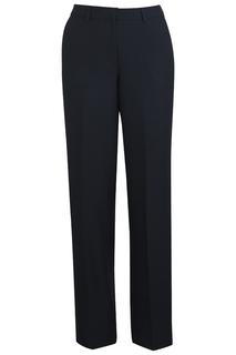 8526 Edwards Ladies Synergy Washable Flat Front Pant-