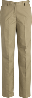 Edwards Ladies Utility Chino Flat Front Pant-