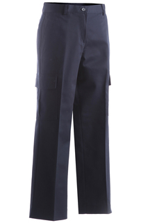 Edwards Ladies Utility Flat Front Cargo Pant-Edwards