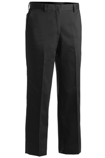 Edwards Ladies Easy Fit Chino Flat Front Pant-Edwards