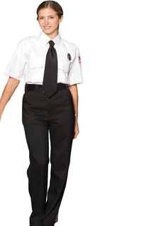 Edwards Ladies Flat Front Security Pant-Edwards