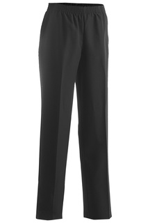 Edwards Ladies Polyester Pull-On Pant