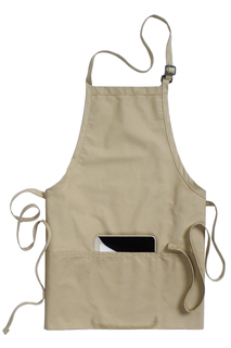Edwards 3-Pocket Bib Apron-