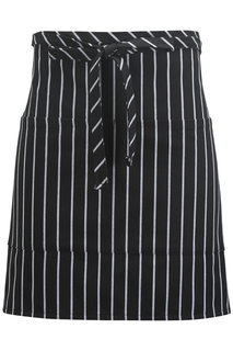9017 Edwards 2-Pocket Half Bistro Apron-Edwards