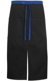 Edwards Split Bistro Apron-Color Blocked-