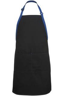 Edwards Bib Apron-Color Blocked-
