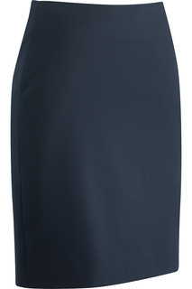 Edwards Corporate Hospitality Pants, Skirts, & Shorts FRONT OF THE HOUSE Ladies Redwood & Ross Straight Skirt-Edwards
