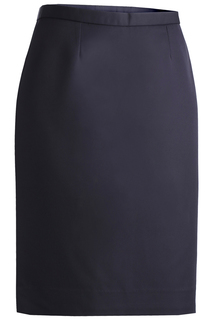 Edwards Ladies Microfiber Straight Skirt-