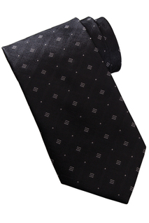 Edwards Diamonds And Dots Tie-