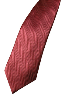 Edwards Herringbone Tie-