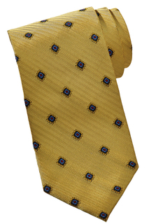 Edwards Nucleus Silk Tie-