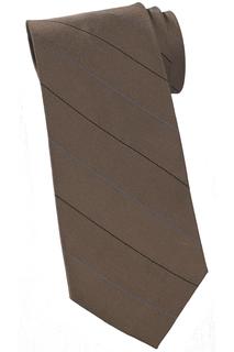 Edwards Pinstripe Silk Tie