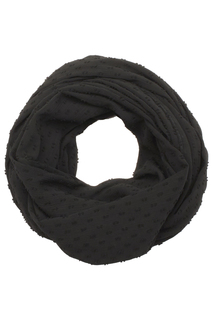 Edwards Mini Mesh Infinity Scarf - Womens-Edwards