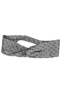 Edwards Tri-Plaid Twisted Ascot-Edwards