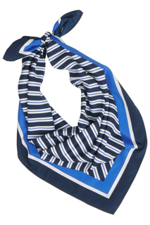 Edwards Triple Stripe Scarf-