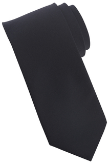 "Edwards Corporate Hospitality Security,Belts & Ties FRONT OF THE HOUSE Narrow (2-3/4"") Solid Tie-Edwards"