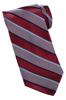 Edwards Wide Stripe Tie-