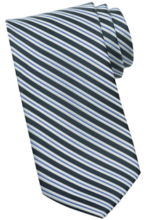 Edwards Triple Stripe Tie-Edwards