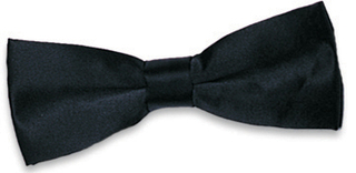 Edwards Satin Bow Tie-