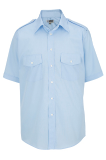 Edwards Mens Short Sleeve Navigator Shirt-Edwards