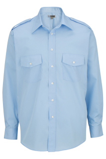 Edwards Mens Navigator Shirt - Long Sleeve-Edwards