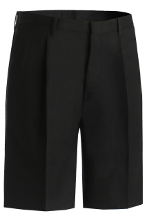 Edwards Mens Business Casual Pleated Chino Short