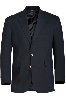 Edwards Mens Hopsack Blazer