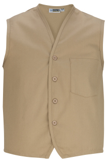 Edwards Apron Vest With Breast Pocket-Edwards