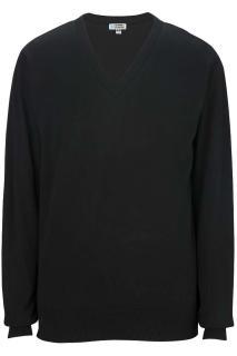 4090 Fine Gauge V-Neck Sweater